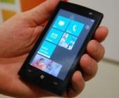 Windows Phone 7, lengviau už Androidą