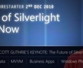 Microsoft Silverlight Firestarter renginys