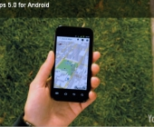 Google Maps 5.0 versija išleista Android telefonams