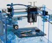 3D spausdintuvai kuria valgomus objektus